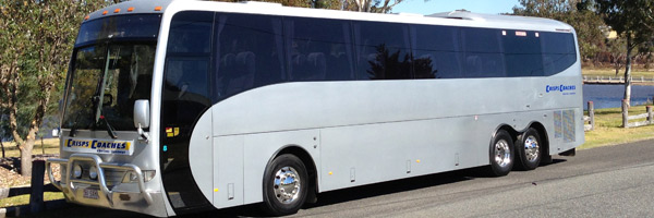 Coach Tours From Brisbane